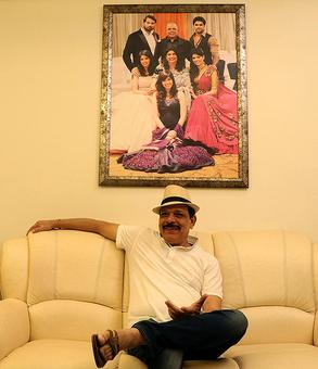 PIX: A tour inside Govind Namdeo's home