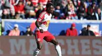 SAD NEWS: Ghanaian left back Gideon Baah injured in Red Bull stalemate