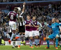 Aston Villa 1-1 Newcastle: Aaron Tshibola strikes late to deny  Magpies valuable win