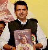 Maharashtra CM Devendra Fadnavis pays tribute to Chhatrapati Shahu Maharaj