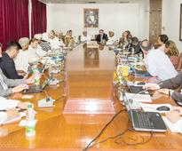 SQU explores enhancing cooperation with Free University of Berlin