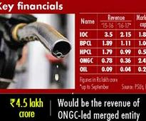 Centre wants not one but two oil behemoths