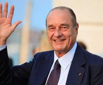 French ex-president Chirac to leave hospital t...   Paris: Former French president Jacques Chirac who has been undergo...