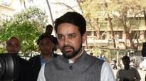 Anurag Thakur set to be BCCI president