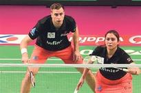 Jwala and Ivanov beat Sindhu and Adcock to take 2-0 lead