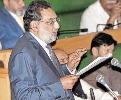 Mehbooba sacks Finance Minister Drabu for saying J-K 'not a political issue'