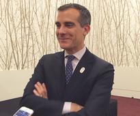 LA mayor proud of city's ties to China