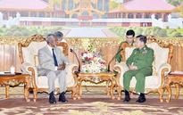 Armed Forces Chief to Kofi Annan: Solutions Must Win Arakanese Approval