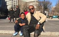 From New York to Paris: Tbo Touch's son is livin' the high life