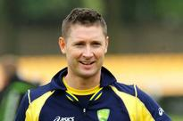 Lords Honours 2-Time Aussie World Cup Winner Michael Clarke With Life Membership