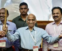 Isro's PSLV-C40 successfully places 31 satellites in two different orbits