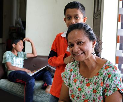 The mother of 2 who won medals for India
