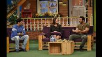In Pictures | Sonakshi Sinha and John Abraham on the sets of The Kapil Sharma Show