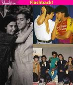 Don't you DARE miss these UNSEEN pictures of Salman Khan, Shah Rukh Khan, Aamir Khan, Hrithik Roshan and Akshay Kumar!