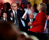 Matt Lauer slammed by mainstream press after vet tells Hillary 'I would have been imprisoned' if I did what you did