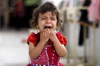 U.S.-backed Saudi coalition bombs Yemen school, killing 10 children, wounding 28