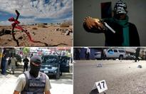 50 most violent cities in the world