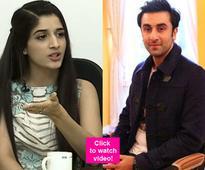 Sanam Teri Kasam's Mawra Hocane: I pray that my next film is with Ranbir Kapoor  watch video!