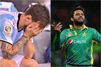 Shahid Afridi Gets Trolled After Lionel Messi's Shocking Retirement