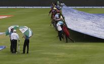 Thunderstorms, heavy rains wash out third day's play