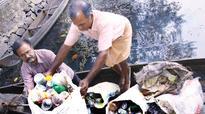 Vembanad chokes under plastic waste