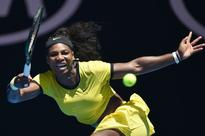 Serena Williams shows her contempt for Maria Sharapova after setting up Australin Open quarter final showdown