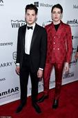 Supermodel Stephanie Seymour's son Harry charged with possessing narcotics