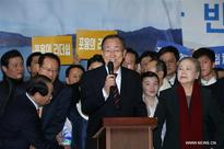 Former UN chief returns to South Korea