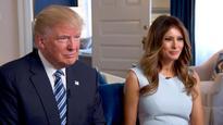 Melania Trump Explains How Son Barron Follows His Dad's Presidential Bid