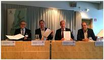 Four Baltic Sea Ports  Pact for Onshore Power Supply