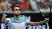 Australian Open: Marin Cilic reaches quarters, celebrates 100th Grand Slam win