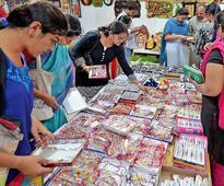 Personalised rakhis a big hit