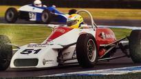 Barclay wants stolen Formula Ford back