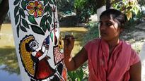 How Madhubani Art Is Bringing down Pollution Levels in Bihar