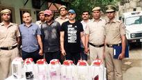 Two held for stealingover Rs 2 crore in Kirti Nagar area