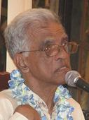 The National Assembly observes a moment of silence for the late Pandit Reepu Daman Persaud
