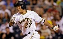 Cole pitches 3-hitter, Pirates rout Mariners 10-1