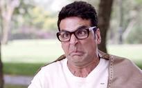 SEE PICS: Akshay Kumar turns clown and crocodile for daughter Nitara's birthday