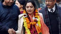 BJP leader Nupur Sharma gives her word, says NDA govt will push for women's reservation bill