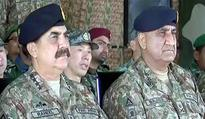 Change of command ceremony for  the Army Chief to be held at GHQ on Tuesday