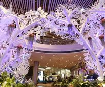 Singapore's Changi airport opens new, high-tech terminal