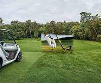 Noida leg of Mercedes Golf meet from Wednesday