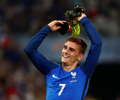 Euro 2016: Griezmaan fires France past Germany to take on Portugal in final