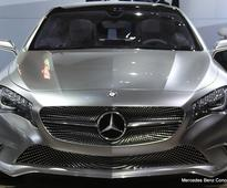 India can sing shine on you crazy diamond to Mercedes Benz A-Class