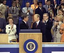 Ronald Reagan vs. Gerald Ford: The 1976 GOP Convention Battle Royal
