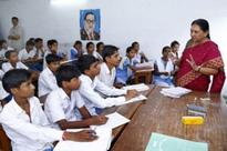 When Chief Minister visits a school unannounced