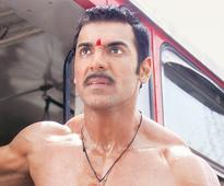 John Abraham proved his mettle with his acting in Shootout at Wadala