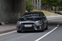 SPIED: 2017 Ford Focus RS500