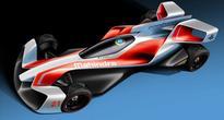 Mahindra & Pininfarina Present Formula E Concepts