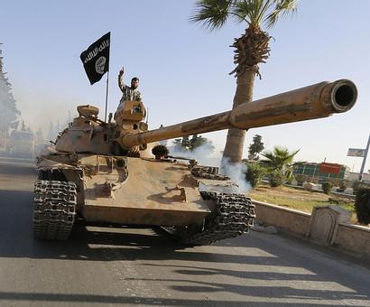 Five killed as IS attacks Iraq oil field